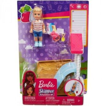 Barbie Příběh z deníku chůvy Piskoviste FXG96