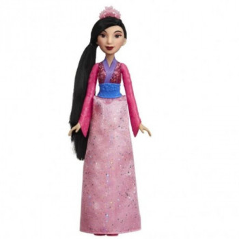 Disney princezny - Mulan