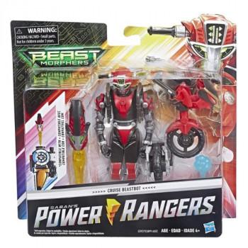 Hasbro Power Rangers Deluxe figurka Cruise Beastbot