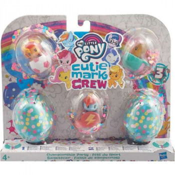 Hasbro My Little Pony Cutie Mark Crew Party Performers CHAMPIONSHIP PARTY