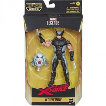 Avengers Marvel Legends 15cm Wolverine