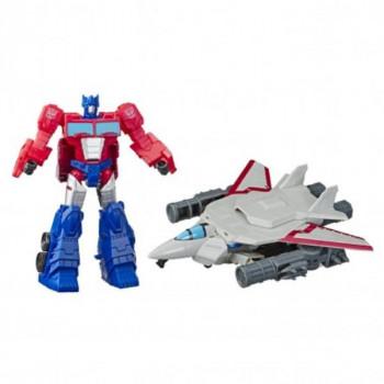 Figurka Hasbro Transformers Cyberverse Spark Armour Optimus Prime