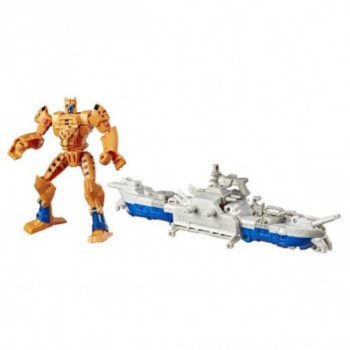 Hasbro Transformers Cyberverse Spark Armour Cheetor and Sea