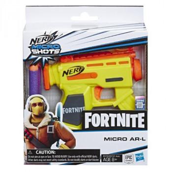 Hasbro Nerf Microshots Fortnite blástr Micro AR-L