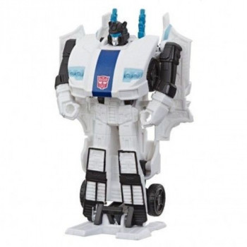 Figurka Transformers Cyberverse 1 STEP JAZZ