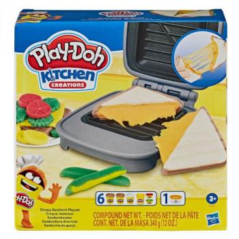Hasbro Play-Doh Sýrový sendvič