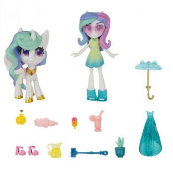 My Little Pony poník a princezna Celestia