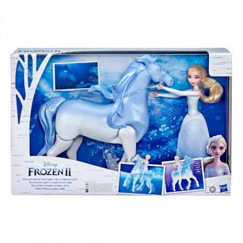 Ledové království 2 Elsa a plavající kamarád