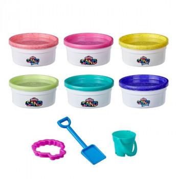 Hasbro Play-Doh Více druhů písku