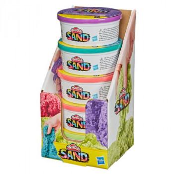 Play-Doh písek samostatné kelímky Asst.