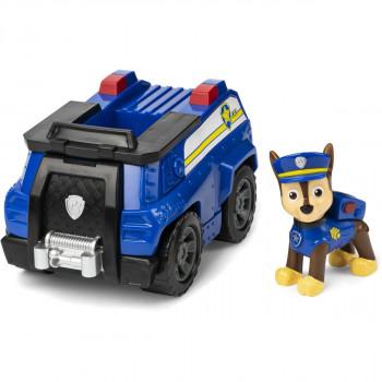 Spin Master Paw Patrol základní vozidla Chase Patrol Cruiser