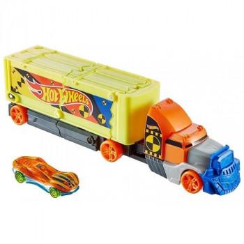 Mattel Hot Wheels Kamion Crash