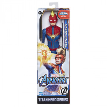 Avengers Titan Hero 30cm Captain Marvel