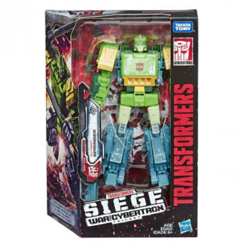 Transformers Generations WFC Voyager Springer