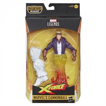 Avengers Marvel Legends 15cm Marvels Cannonball
