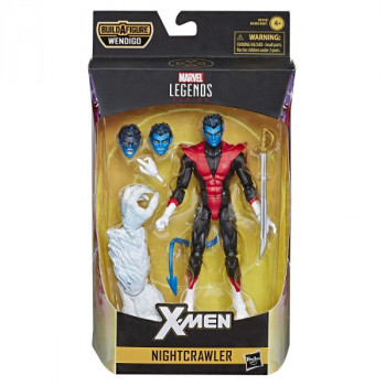 Avengers Marvel Legends 15cm Marvels Nightcrawler
