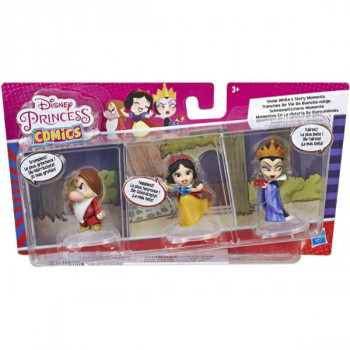 Disney Princess Mini princezna trojbalení Snow White Story
