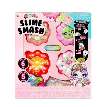 Poopsie Slizové kytičky, Slime Smash, PDQ