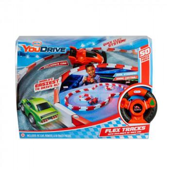 Autíčko na ovládání závodní