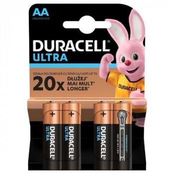 Duracell Ultra AA 4K 1500