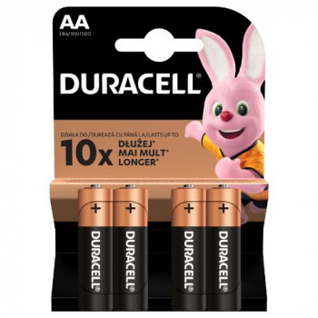 Duracell Basic AA 4K 1500