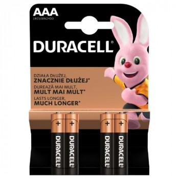 Baterie Duracell Basic AAA 4K 2400