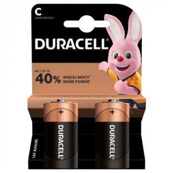 Baterie Duracell Basic C 1400 K2