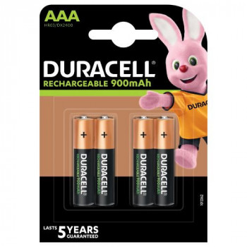 Duracell Recharge AAA 4K 850