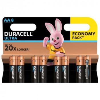 Duracell Ultra AA 8K 1500