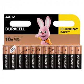 Duracell Basic AA 12K 1500