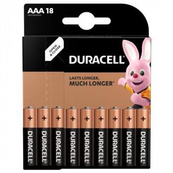 Duracell Basic AAA 18K 2400