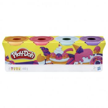 Play-Doh 4 kelímky dobroty