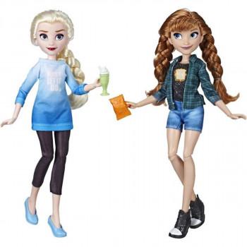 Disney Princess Moderní panenky Elsa a Anna