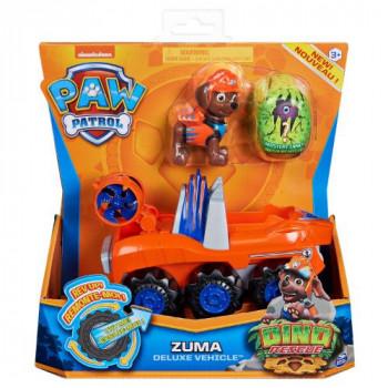 Tlapková patrola Zuma Dino tématická vozidla