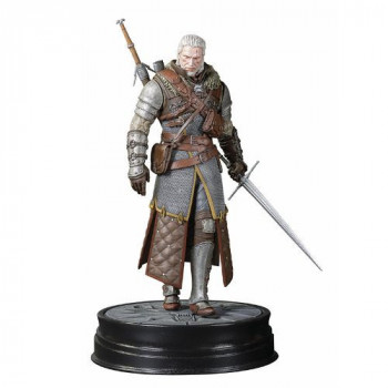 The Witcher 3 - Geralt Grandmaster Ursine figurka 20 cm