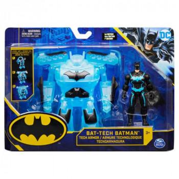 Batman figurka s brněním 10 cm