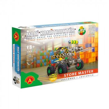 Malý konstruktér - JEŠTĚRKA Store Master