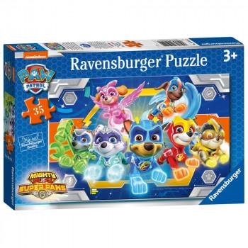 Ravensburger Puzzle 050512 Tlapková patrola - Všichni přátel