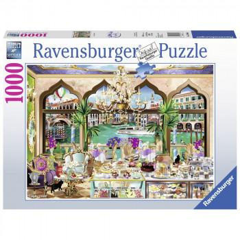 Ravensburger Puzzle 139866 Ahhh…Benátky 1000 dílků
