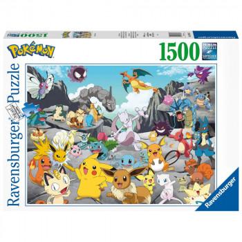 Ravensburger Puzzle 167845 Pokémon 1500 dílků
