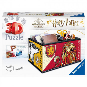 Ravensburger 3D Puzzle 112586 Úložná krabice Harry Potter 21