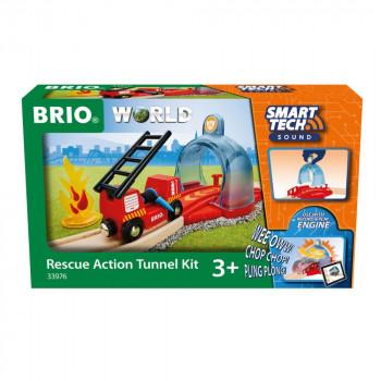 BRIO World 33976 Smart Tech Sound  Požární služba