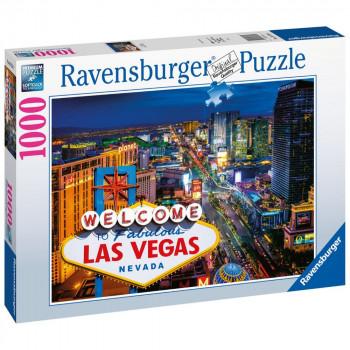 Ravensburger Puzzle 167234 Las Vegas 1000 dílků