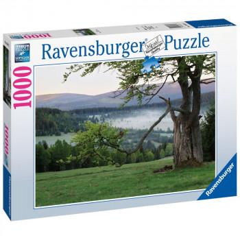 Ravensburger Puzzle 168675 Česká kolekce: Šumava 1000 dílků