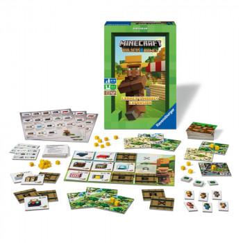 Ravensburger hry 269907 Minecraft: Farmer's Market - rozšíře
