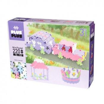 Plus-Plus Mini Pastel 220 3V1