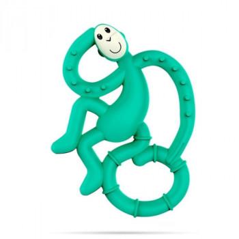 Mini Monkey Teether - GREEN