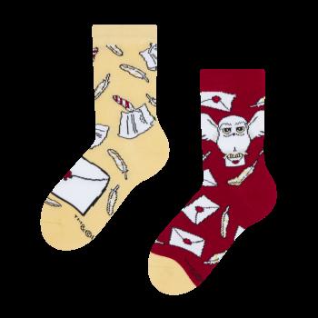 Dětské veselé ponožky Harry Potter ™ List z Rokfortu 23-26