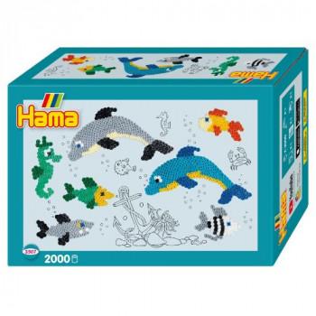 Hama Malý svět - Delfíni MIDI