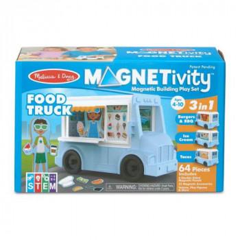 MAGNETIVITY - Pojízdný vůz s občerstvením